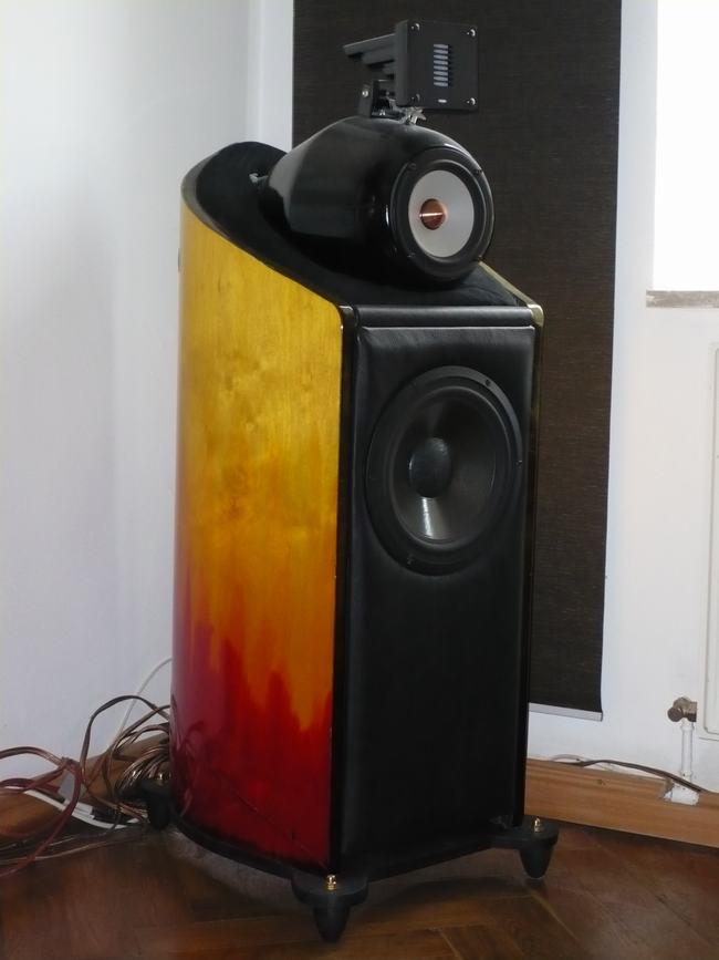 Seas speaker drivers